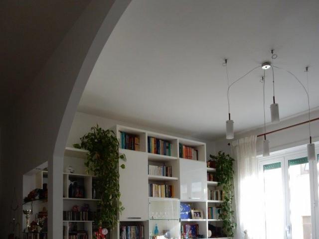 appartamento in vendita a roma via gran sasso 30