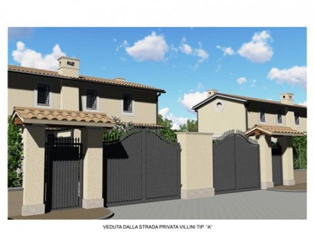 villa in vendita formello viale italia foto1-78105736