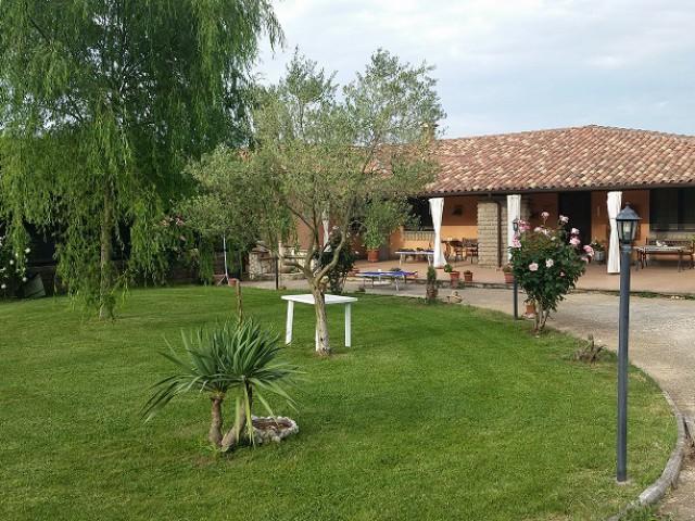 villa in vendita monterosi via degli uccelletti 27 foto1-80052749
