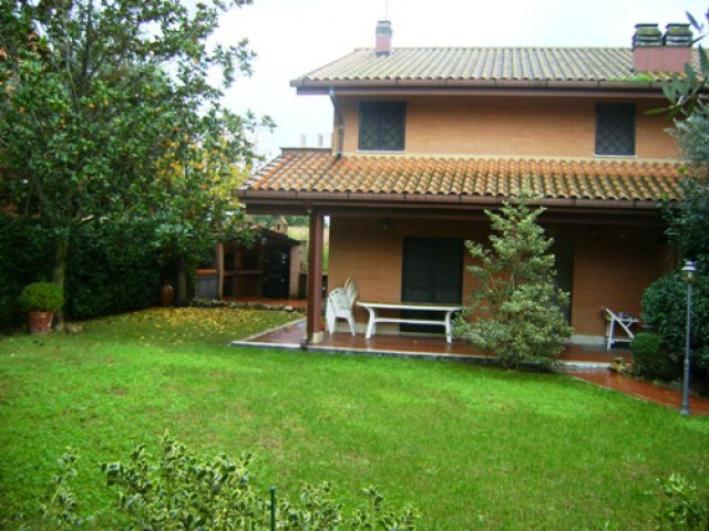 villa in vendita formello viale italia foto1-80457995