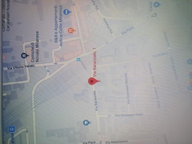 box posto auto in vendita a novate milanese via baranzate 1 foto1-84356427