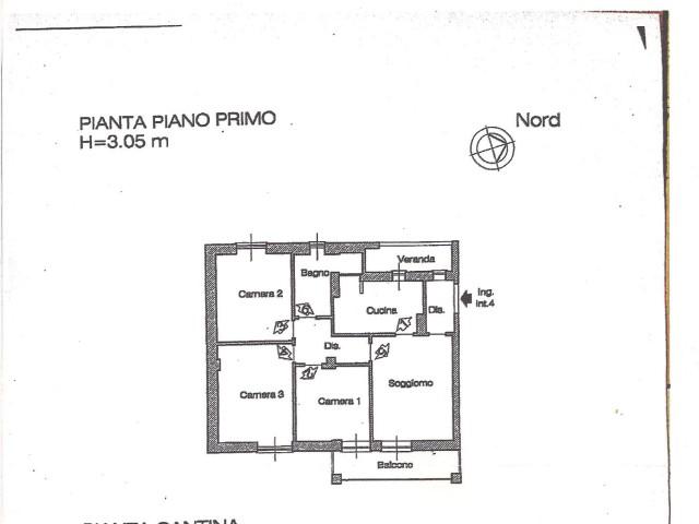 Appartamento in Vendita a Rapallo via Giacomo Frantini 14 Centro