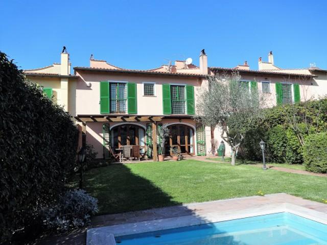 villa in vendita formello viale italia foto1-90665698