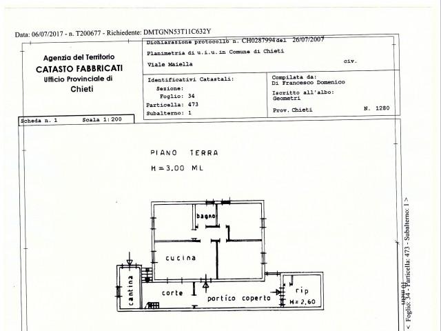 casa indipendente in vendita a chieti viale maiella 9 foto4-90975437