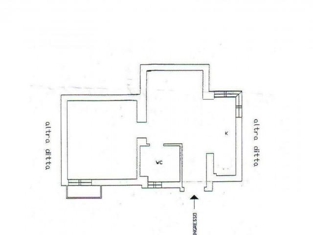appartamento in affitto napoli piazza cavour 99 foto1-92695866