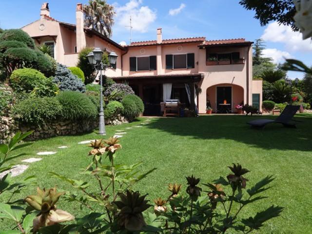 villa in vendita formello viale italia foto1-93441545