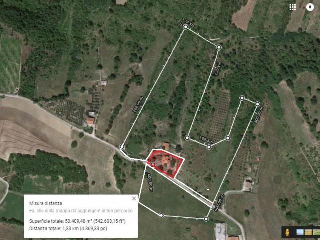 Terreno in Vendita a Cassano Irpino