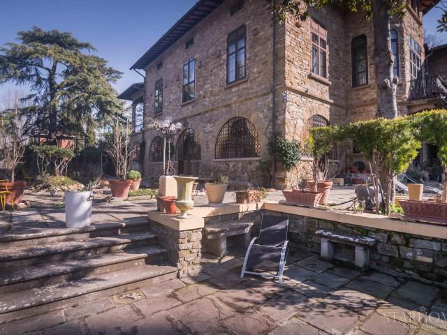 villa in firenze piazzale michelangelo foto1-98241402